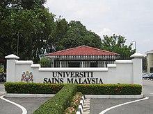 Universiti Sains Malaysia Wikipedia