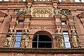 Main portal - Courtyard facade of Ottheinrichsbau - Heidelberg Castle - Heidelberg - Germany 2017.jpg