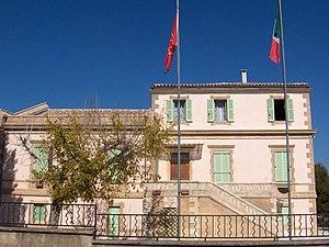 La Calmette - Town hall