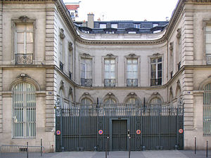 Wildenstein Institute - The headquarters of the Wildenstein Institute at 57 rue La Boétie in Paris