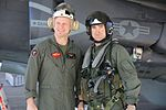 Maj. Gen. Love visits MCAS Cherry Point, gets firsthand look of AV-8B Harrier capabilities 170127-M-YO095-064.jpg