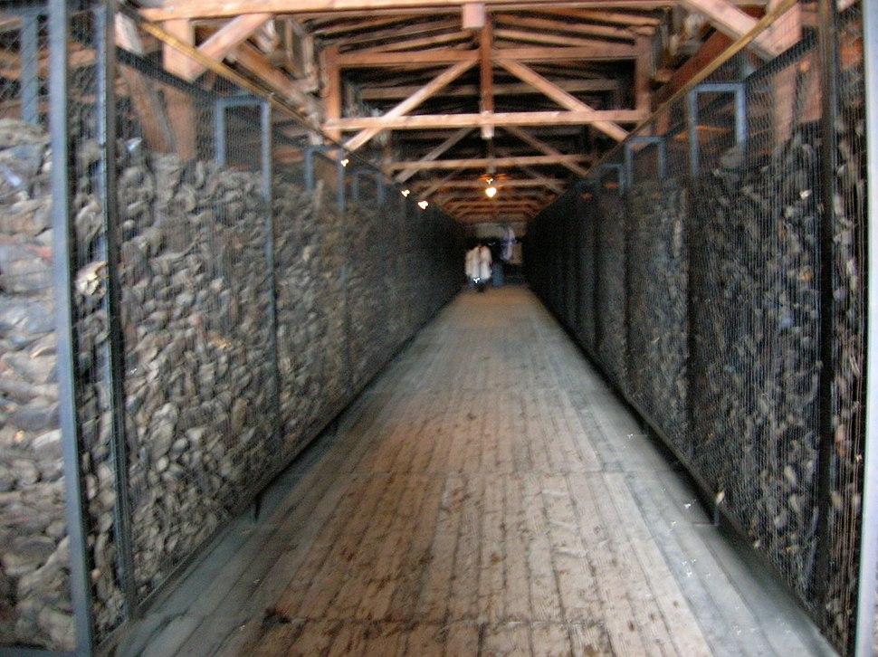 Majdanek - Shoes Storage