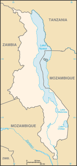 Malawian food crisis - Malawi is a landlocked country in southern Africa.