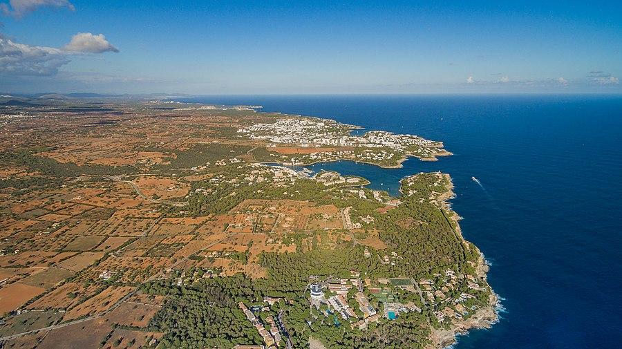 Mallorca schönste Strände Cala D'or (30777481446)
