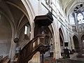 Mamers - Église Notre-Dame - Chaire à prêcher.jpg