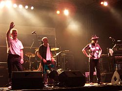 Manfred Mann's Earth Band 2010