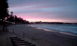 File:ManlyBeachSunset.ogv