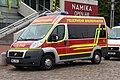 Mannschaftstransportwagen 1-17-1, Feuerwehr Bremerhaven, Jubiläumsfeier 125 Jahre Feuerwehr Bremerhaven.jpg