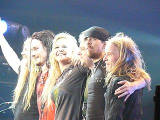 Nightwish discography discography