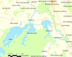 Map commune FR insee code 10313.png