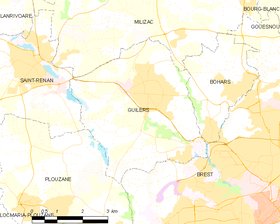 Map commune FR insee code 29069.png