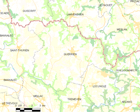 Map commune FR insee code 29230.png