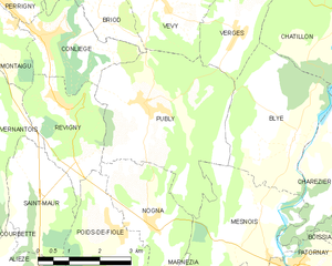 Map commune FR insee code 39445.png
