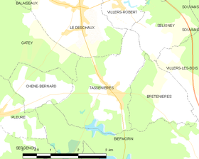 Map commune FR insee code 39525.png