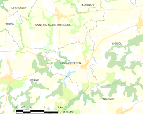 Map commune FR insee code 56264.png