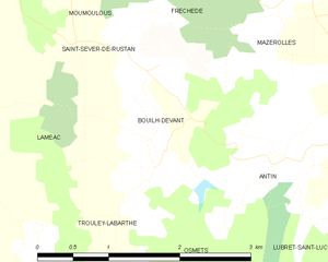 Map commune FR insee code 65102.png