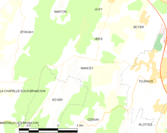 Map commune FR insee code 71274.png