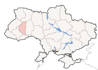 Ulashkivtsi Rural locality in Ternopil Oblast, Ukraine