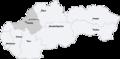 Map slovakia trencin novadubnica.png