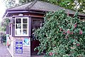 Mapledurham Lock, Lock-keepers cabin - geograph.org.uk - 926506.jpg