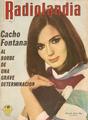 Marcela López Rey, Radiolandia, 1967.png
