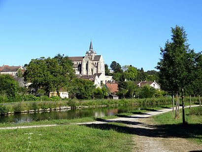 How to get to Mareuil-sur-Ourcq with public transit - About the place