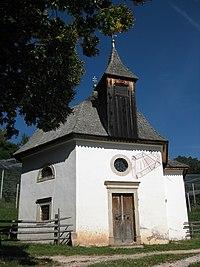 Maria-Schnee-Kapelle in Aldein 1.JPG