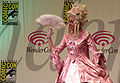 Marie Antoinette cosplayer at WonderCon 2010 Masquerade 2.JPG