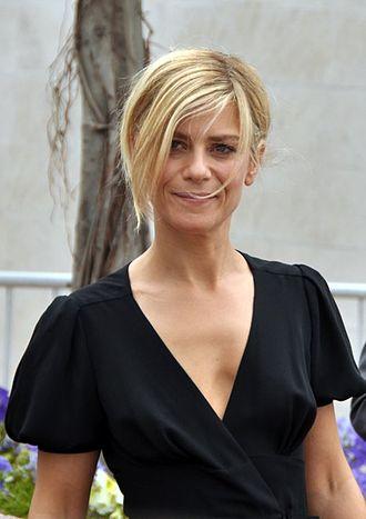 Marina Foïs - Marina Foïs at the 2011 Cannes Film Festival.