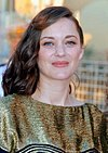 Photo of Marion Cotillard at the 2017 Cabourg Film Festival