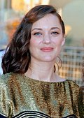 Photo of Marion Cotillard at the 2017 Cabourg Film Festival.