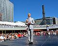 Mark Levengood som konferencier på Stockholms Kulturfestival 2013.jpg