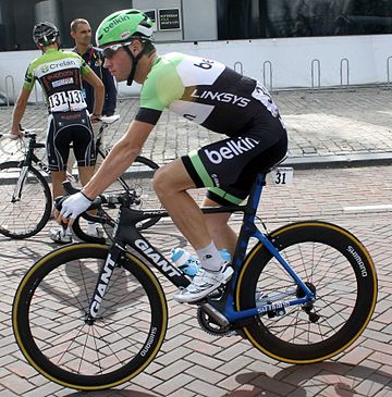 Mark Renshaw for Belkin in 2013 Mark Renshaw WPC 2013.jpg
