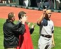 Mark Shapiro and Mariano Rivera (8737532806).jpg