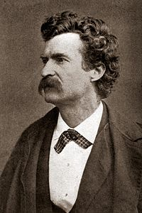 critical essays of mark twain