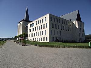 Sapientia University - University building in Târgu Mureș