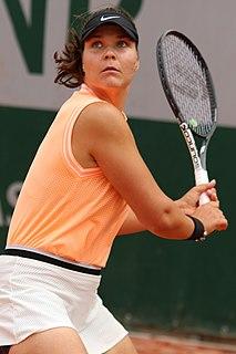 Lidziya Marozava Belarusian tennis player