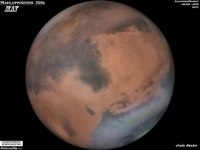 File:Mars at Closest Approach 2016.webm