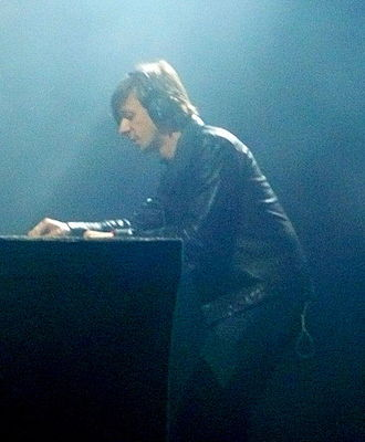 Martin Solveig discography - Solveig at Pukkelpop music festival