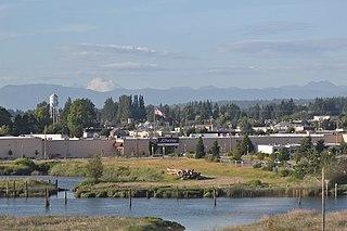 Marysville, Washington City in Washington, United States