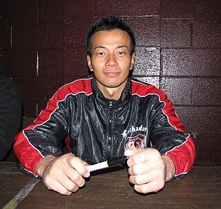 Masato Yoshino Japanese professional wrestler (born 1980)