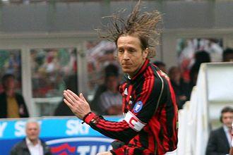 Massimo Ambrosini - Ambrosini with Milan in May 2007