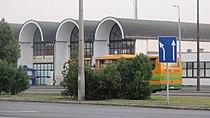 Mateszalka Railway station.JPG