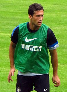 Matías Silvestre Argentine footballer