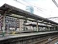 Matsudo Station platform.jpg