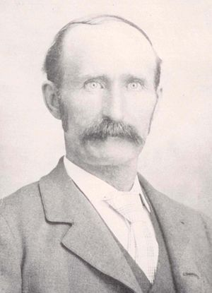 Matthew McCauley (politician) - McCauley in 1910 as a member of the school board