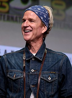 Matthew Modine American actor