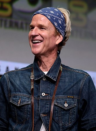 Matthew Modine - Modine at the 2017 San Diego Comic-Con