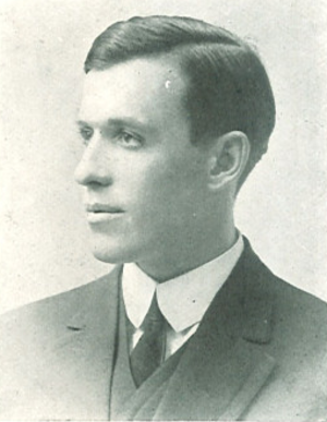 Maury Kent - Kent from 1916 Hawkeye
