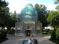 Mausoleum of Attar - North view - Morning of Nishapur.JPG